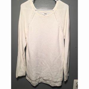Sonoma White Sweater
